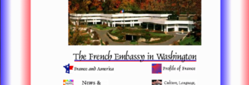 French Embassy in Washington DC